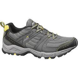 Men's Avia Avi-Dell Dusk Grey/Steel Grey/Blazing Yellow