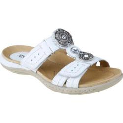 Women's Earth Papaya White Full Grain Leather