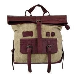 Women's Sherpani Amelia Vintage Backpack Rosewood