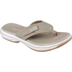 Women's Skechers Relaxed Fit Bayshore Sandal Taupe