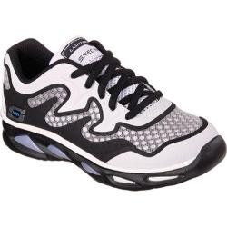 Boys' Skechers Dynamo Sneaker Black/White