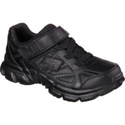 Boys' Skechers Tough Trax Factors Sneaker Black