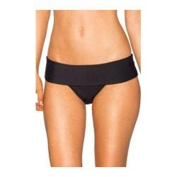Women's Swim Systems Flat Fold Hipster Bottom Onyx