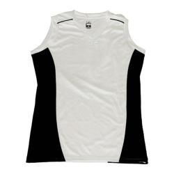 Girls' 3N2 Sleeveless White/Black