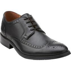 Men's Bostonian Greer Wing Black Leather