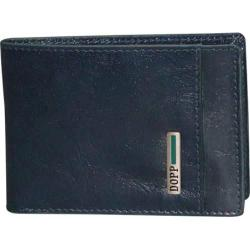 Men's Dopp RFID Beta Collection Front Pocket Slimfold Navy