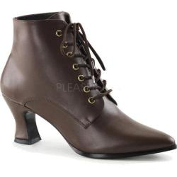 Women's Funtasma Victorian 35 Brown PU