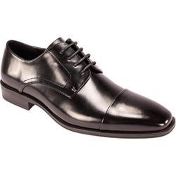 Men's Giorgio Venturi 6477 Black Leather