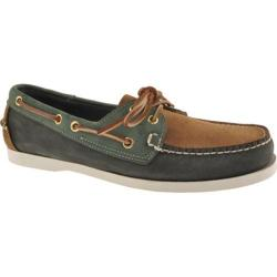 Men's Island Surf Co. Dixon Navy/Green/Parchment
