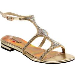 Women's Luichiny Chan Ning Sandal Gold Imi Leather