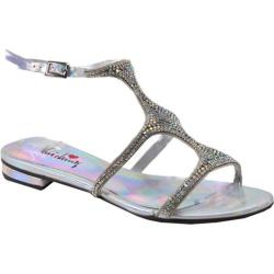 Women's Luichiny Chan Ning Sandal Pearl Imi Leather
