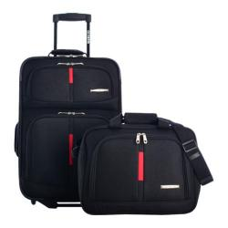 Olympia Manchester 2-Piece Carry-On Luggage Set