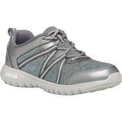 Women's Propet Tami Sneaker Grey/Silver Jersey