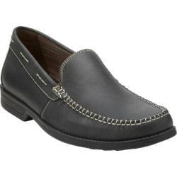Men's Bostonian Warren Twin Black Leather