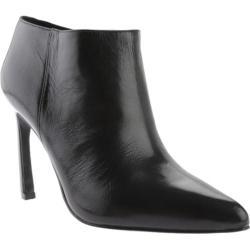 Women's Nine West Sheelah Bootie Black Leather