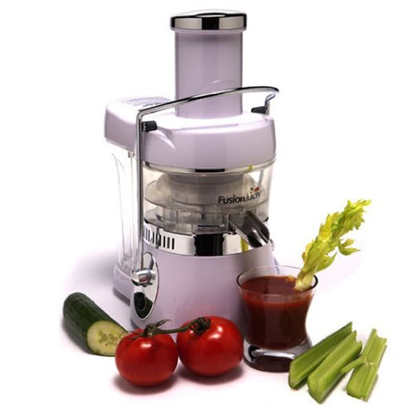 Fusion Juicer with Booster Blender and Book Bundle