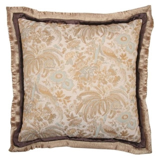 St Lucia 26-inch Euro Sham (Set of 2)