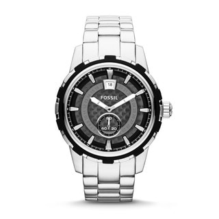 Fossil Men's FS4891 'Dean' Stainless Steel Analog Watch