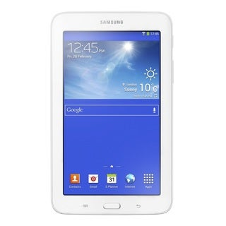 Samsung Galaxy Tab 3 Lite 7.0 8GB T110 Wi-Fi Android Tablet PC - White