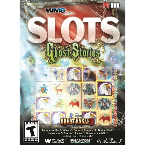 WMS Casino Gaming Slots: Ghost Stories