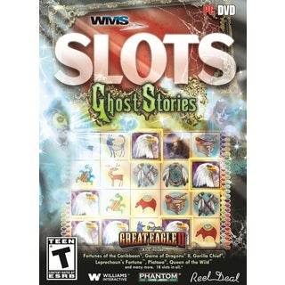 WMS Casino Gaming Slots: Ghost Stories PC DVD