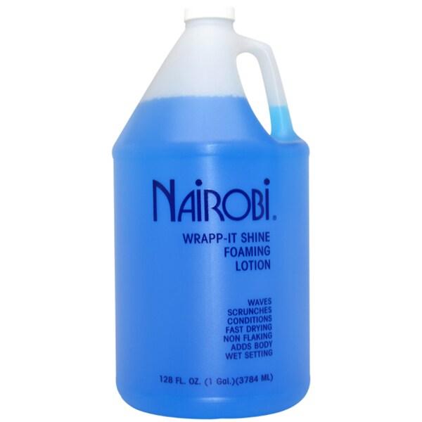 Nairobi Wrapp-It Shine Foaming 128-ounce Lotion 12661560