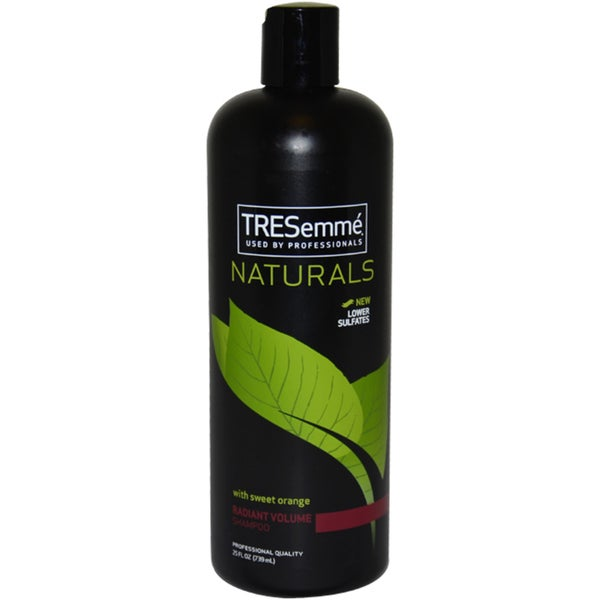 Tresemme Naturals 25-ounce Radiant Volume Shampoo with Sweet Orange