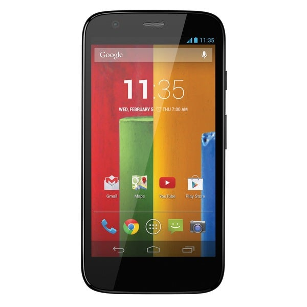 Motorola MOTO G XT1032 Unlocked GSM Android Phone - Black