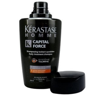 Kerastase Homme Capital Force Daily Treatment 8.5-ounce Men's Shampoo