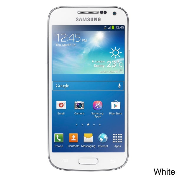 Samsung Galaxy S4 Mini I9195 Unlocked GSM Android Cell Phone