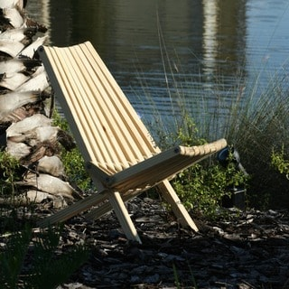 Eco Friendly Fully Assembled Foldable Chair X36 Made in USA
