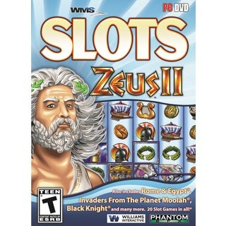 WMS Casino Gaming Slots: Zeus II PC DVD