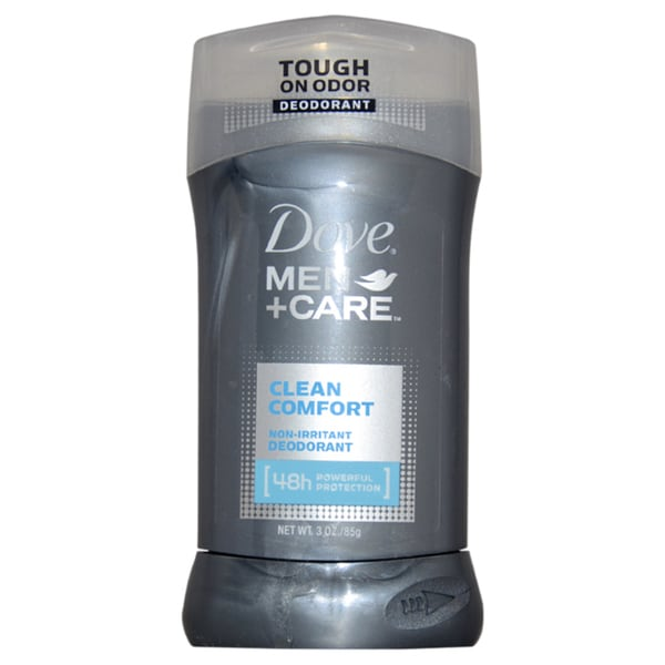 Dove Men + Care Clean Comfort Non-Irritant Men's Deodorant Stick