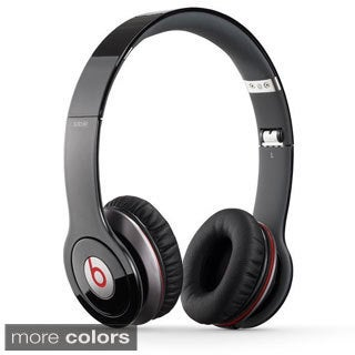Beats Solo HD by Dr. Dre High Performance On-Ear Headphones