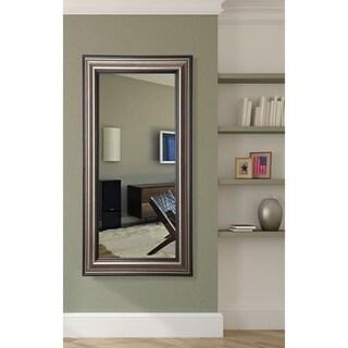 American Made Rayne Tall Smoked Silver and Black Mirror