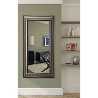 Rayne American Made Tall Smoked Silver/Black Mirror