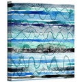ArtWall Maria Carluccio 'ocean' Gallery-Wrapped Canvas