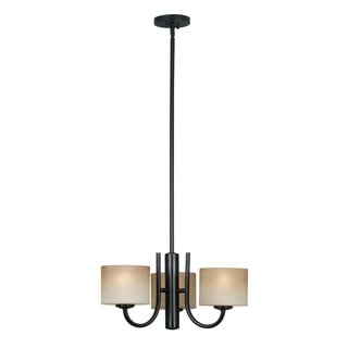 Ellsworth 3-light Bronze Chandelier