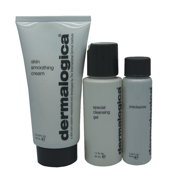 Dermalogica Skin Smoothing Cream 3-piece Kit