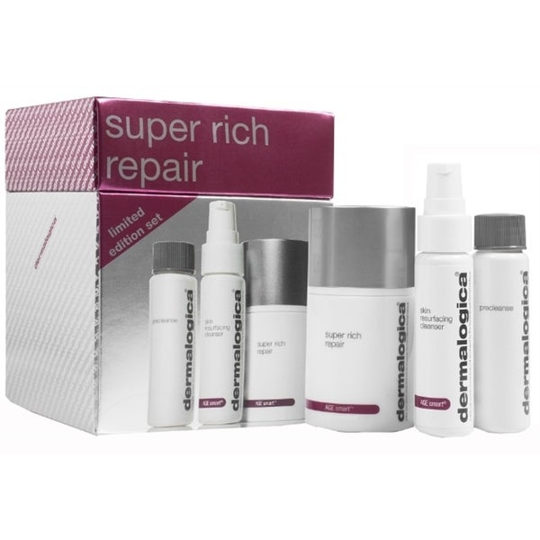 Dermaloigca Super Rich Repair Limited Edition 3-piece Set