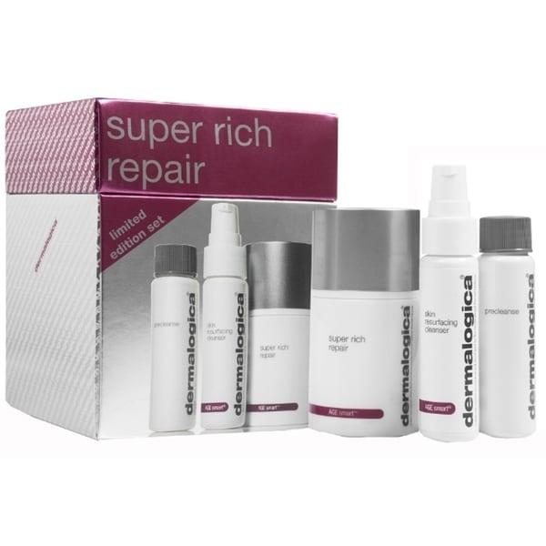 Dermaloigca Super Rich Repair Limited Edition 3-piece Set