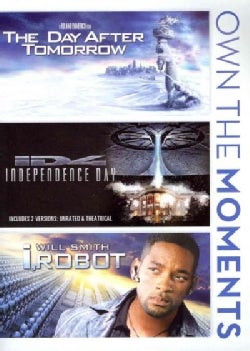 The Day The Earth Stood Still/Independence Day/I Robot