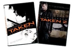 Taken/Taken 2 (DVD)