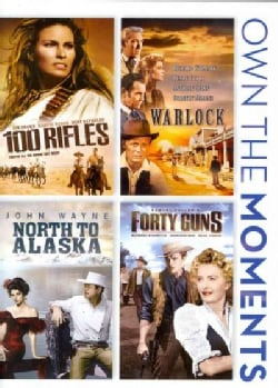 100 Rifles/Warlock/North To Alaska/Forty Guns