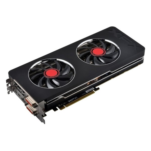 XFX Radeon R9 280 Graphic Card - 1 GHz Core - 3 GB DDR5 SDRAM - PCI E