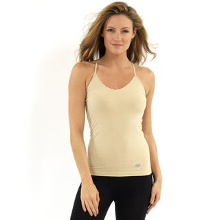 New Balance Camisole Undershirt- Cuban Sand