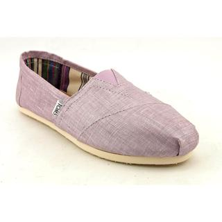 Toms Women's 'Classics' Fabric Casual Shoes (Size 9.5 )
