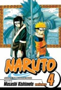 Naruto 4: The Hero's Bridge (Paperback)