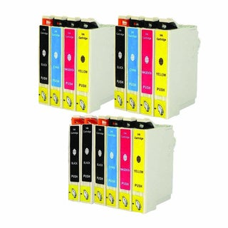 14PK Compatible Epson 126 T126120 T126220 T126320 T126420 Epson Stylus NX330 NX430 WorkForce 435 520 545 630 633 635 645 840 845