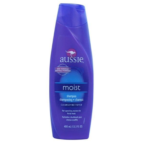 Aussie Moist 13.5-ounce Shampoo